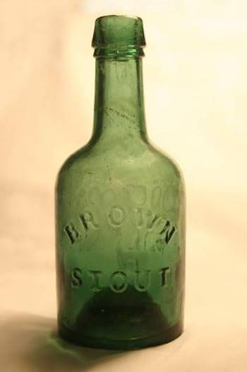 Bottle back - Baker's Brewery