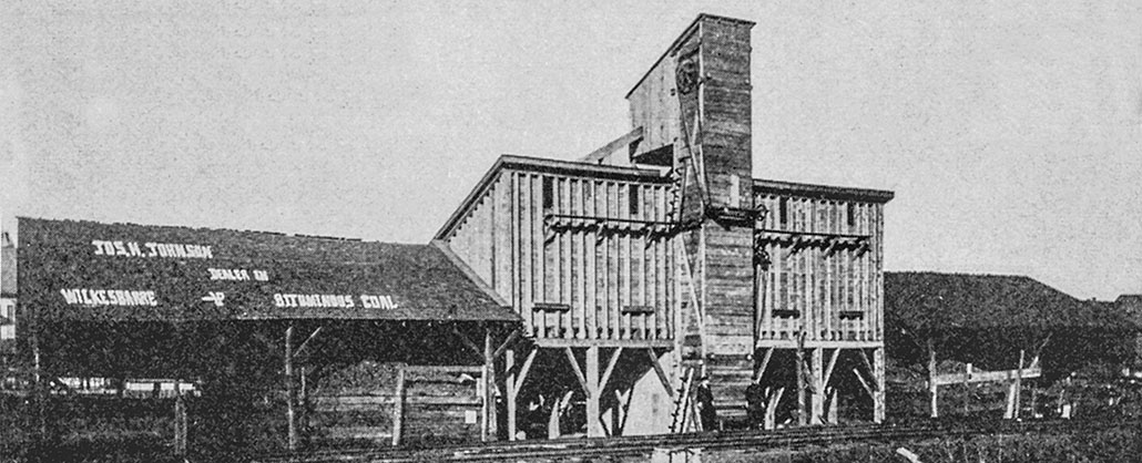 Joseph H. Johnson Coal Elevator