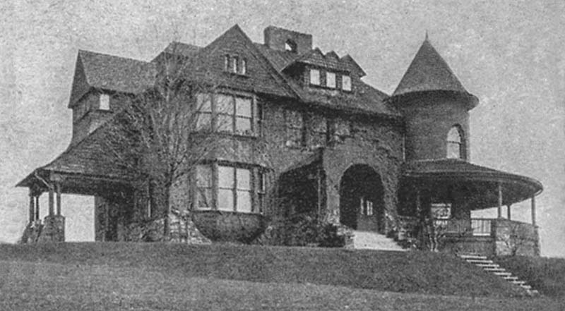Home of Clarence A. Chapin