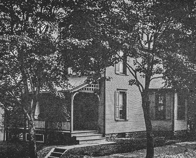 Home of Charles L. Derr