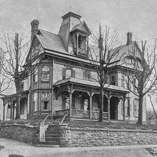 Home of Daniel G. Marsh