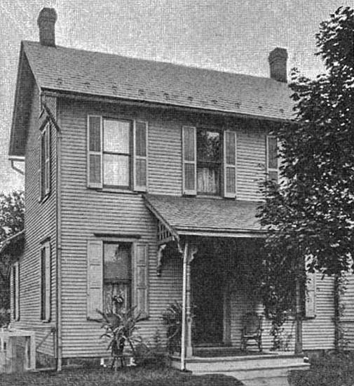 Home of Franklin P. Huther