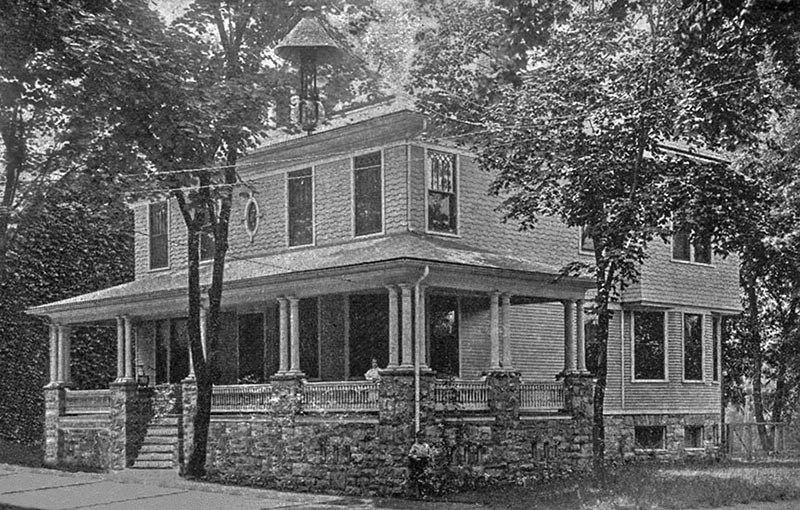 Home of George C. Chapin