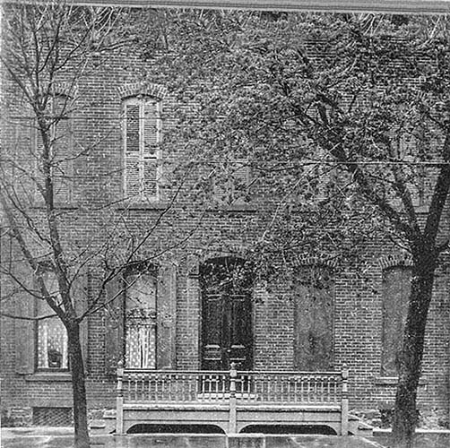Home of Dr.James Ames Osborn
