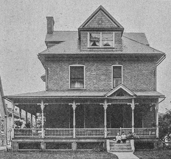 Home of John H. Johnson