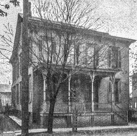 Home of Robert M. Longmore