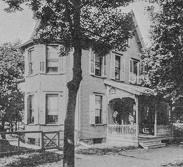 Home of Thomas F. Callaghan