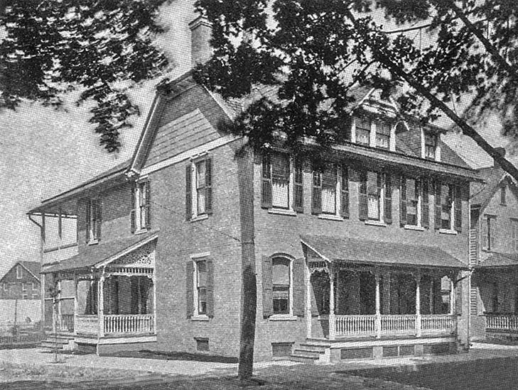 Home of William A. Reed
