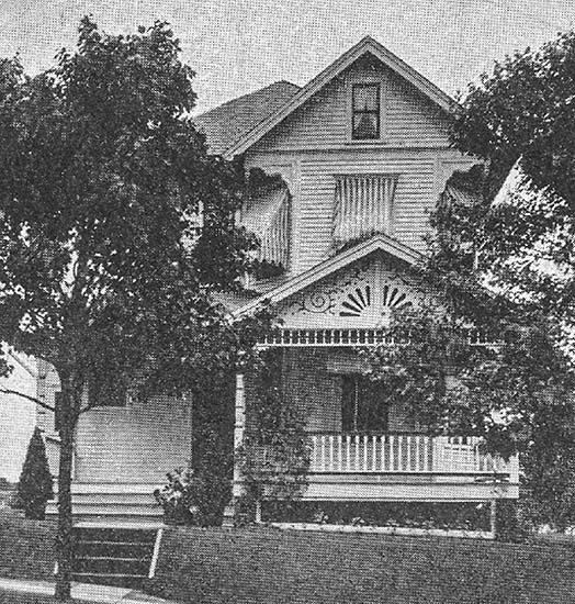 Home of William Bruce Clinger