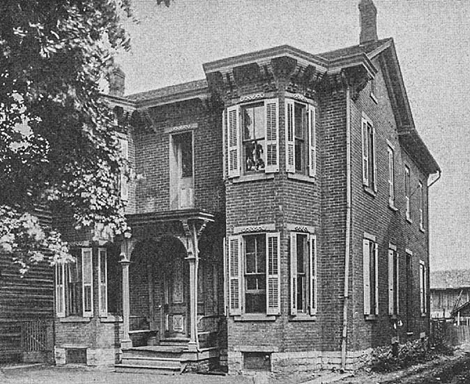 Home of William E. Jenkins