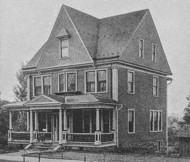 Home of William G. Smith