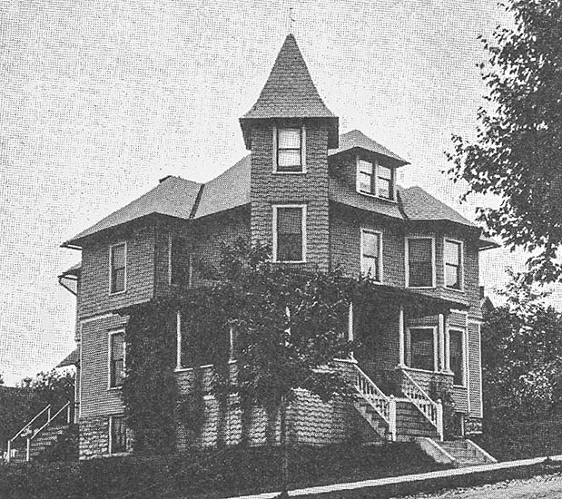 Home of William H. Beck