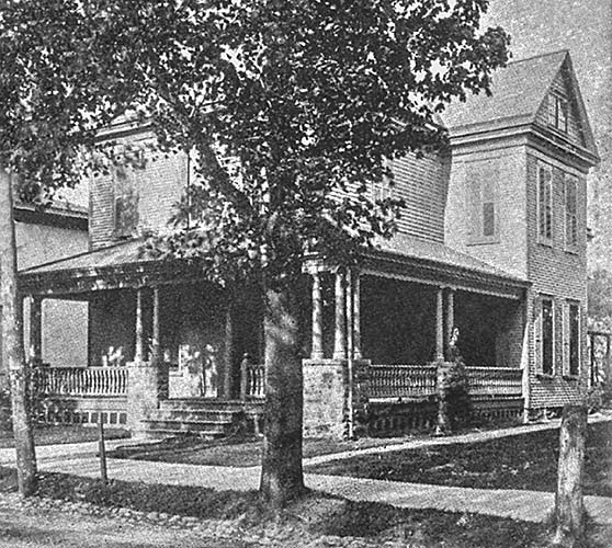 Home of William W. Anspach