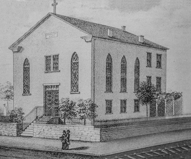St. Josephs Catholic Church 1845